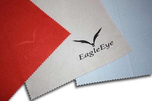 eagle eye reusable microfiber cleaning