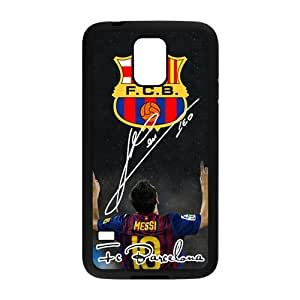 F.C.B Messi Cell Phone Case for Samsung Galaxy S5
