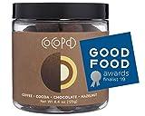 CoCoPoD Espresso Bean Chocolate Hazelnut - Delicious Layered Chocolate Experience   Gluten Free