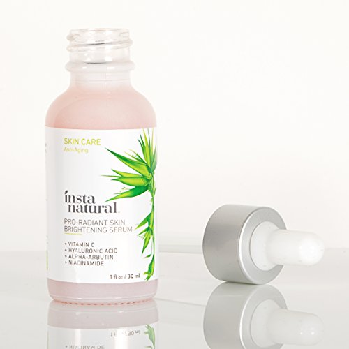 InstaNatural Vitamin C Anti Wrinkle Skin Brightening Serum, 1 oz