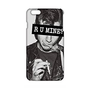 2015 Ultra Thin arctic monkeys R U Mine 3D Phone Case for iPhone 6 Plus