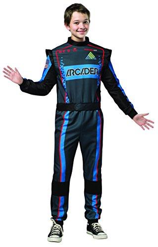 arcader costume