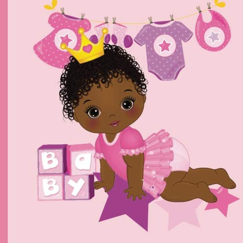 Books : African American Princess Baby Shower Guest Book: Beautiful African American Princess Baby Shower Guest Book + Plus Bonus Gift Tracker + Bonus Baby ... Girl Baby Shower Decorations) (Volume 1)