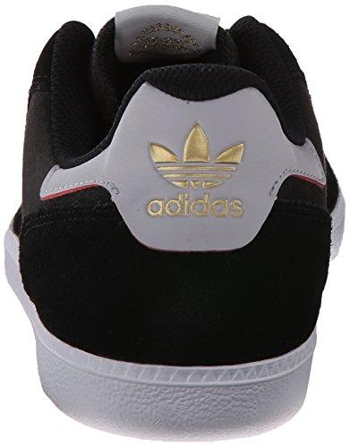 Adidas Original Skate Skateboard Skateboard Noir / Gris Uni / Gris Collégial