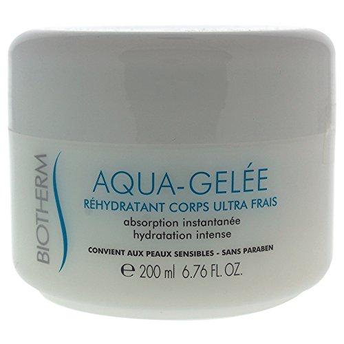 Biotherm Aqua-Gelee Ultra Fresh Body Replenisher for Women Gel, 6.76 Ounce ()