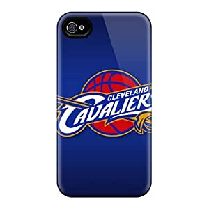 New Cleveland Cavaliers Tpu Case Cover, Anti-scratch TmZ5001DlNY Phone Case For Iphone 4/4s