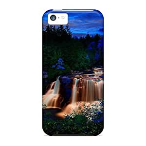 CalvinDoucet URz38536ctXp Cases Covers Skin For Iphone 5c (fantasy Waterfall)