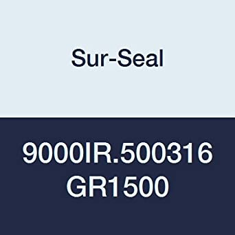 Sterling Seal and Supply Inc 1//2 Pipe Size x 1500# Class Flange x 316SS//Flexible Graphite 1//2 Pipe Size x 1500# Class Flange x 316SS//Flexible Graphite Assigned by Sur-Seal API 601  9000IR.500316GR1500 Spiral Wound Gasket with 316SS Inner Ring
