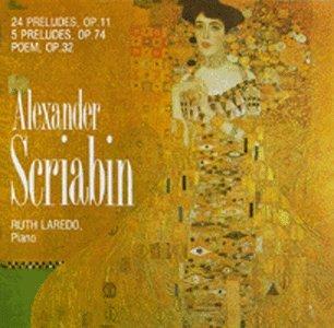 24 Preludes Op 11 / 5 Preludes Op 74 / Poem Op 32 by Phoenix