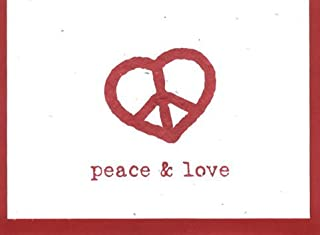 product image for Grow A Note® Holiday Peace & Love Card 4-Pack