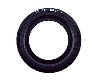 Rokinon T-mount Adapter for Nikon 1 Cameras T2-N1 Black (B0086UXT68) | Amazon price tracker / tracking, Amazon price history charts, Amazon price watches, Amazon price drop alerts