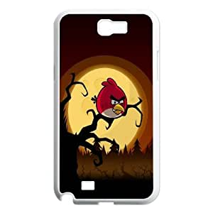 Angry Birds Samsung Galaxy N2 7100 Cell Phone Case White DIY Gift zhm004_0435803