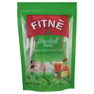 Fitne Herbal Tea Infusion Weight Loss Slimming Diet Green Tea Flavour (Pack of 15 Sachets)