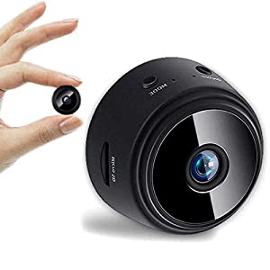 1080P HD Mini IP WIFI Camera Small Wireless Home Security Surveillance Cameras, Motion Detection