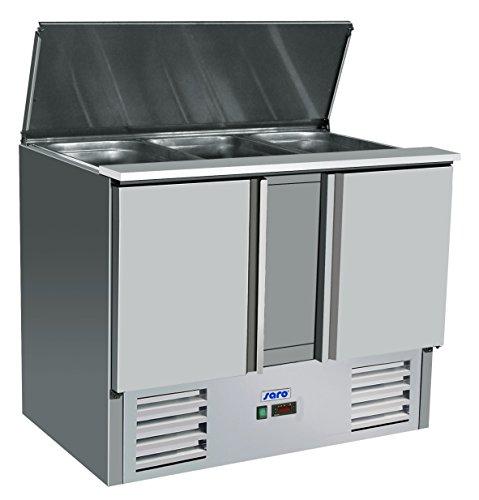 Saro 323-1002 BALDUR S 902 Saladette, Edelstahl Saro Gastro-Products GmbH