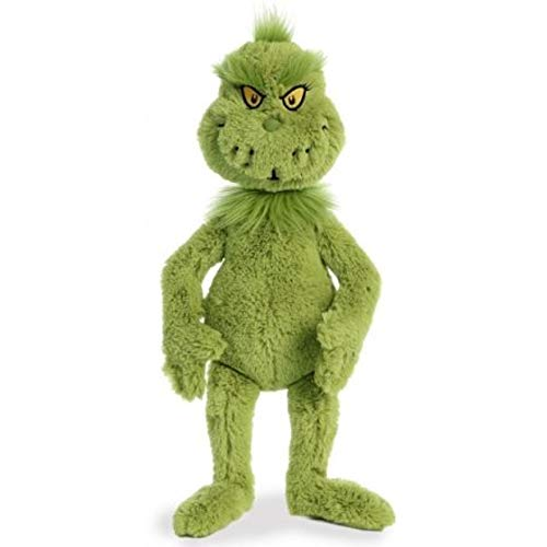 Hunky Dory Gifts The Grinch Dr Seuss! Soft Plush Cuddly 18