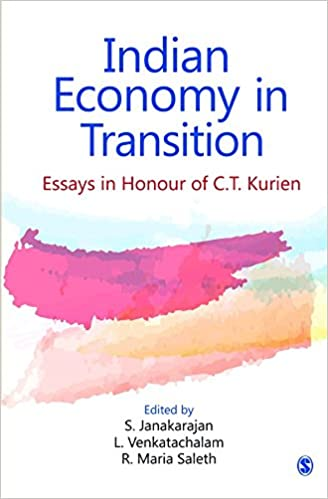 n economy in transition essays in honour of c t kurien   n economy in transition essays in honour of c t kurien in s janakarajan books