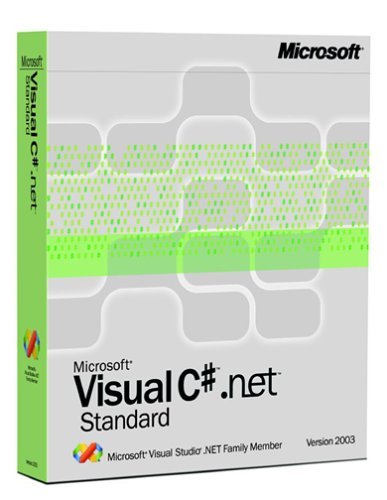 Microsoft Visual C# .NET Standard 2003 [Old Version] by Microsoft