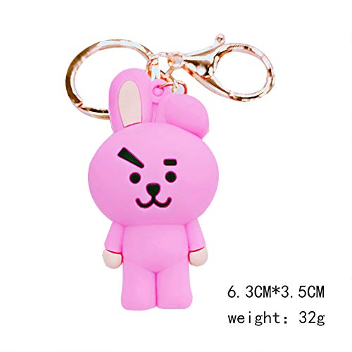 Honest Kpop Bts Bangtan Boys Bt21 Tata Cooky Chimmy Shoulder Portable Jelly Transparent Bag Cosmetic Bag Canvas Shopping Bag Hangbag Reasonable Price Novelty & Special Use
