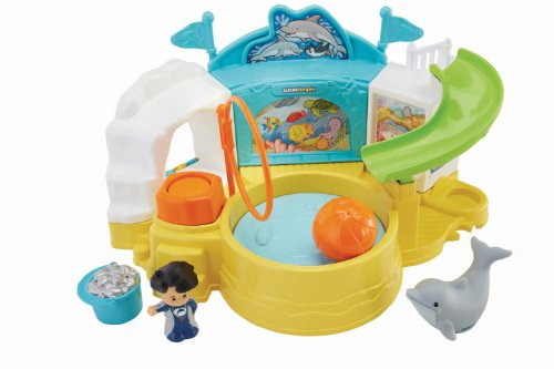Fisher-Price Little People Aquarium Visit BGC32