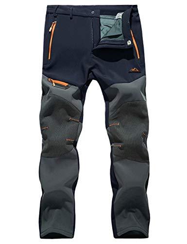 MAGCOMSEN Ski Pants Men Winter Pants Waterproof Pants Snow Pants