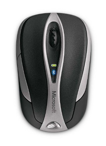 Microsoft Bluetooth Notebook Mouse 5000 - (Laser Mouse 5000)