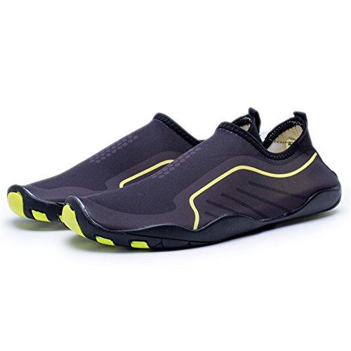 AVADAR Water Shoes, Men Women Barefoot Quick Dry Aqua Shoes. - Flats Wading Shoes
