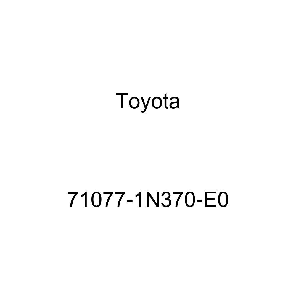 TOYOTA Genuine 71077-1N370-E0 Seat Back Cover