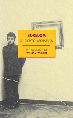 book cover of Boredom