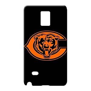 samsung note 4 covers Plastic For phone Protector Cases phone case skin chicago bears nfl football