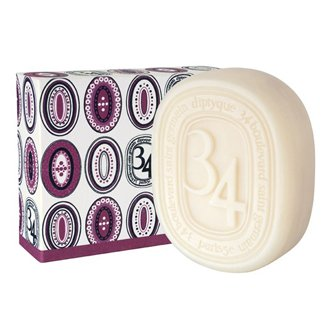 Diptyque 34 Boulevard Saint Germain Soap Single Soap 200 - Single Boulevard