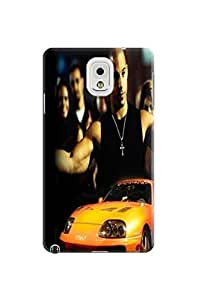 Cool Fast and Furious fashionable - TPU Protective Case For Samsung Galaxy note3 + Shock Proof waterproof dustproof Kimberly Kurzendoerfer