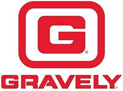 Gravely .50 X 1.00 X 1.84 Caster Spacer 00363100