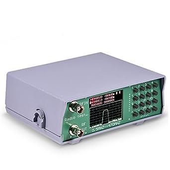 U/V UHF VHF Dual Band RF Spectrum Analyzer w/ Tracking Source 136