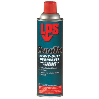 ZeroTri Heavy-Duty Degreaser - 1gal zerotri super cleaner/degreaser [Set of 4] by LPS