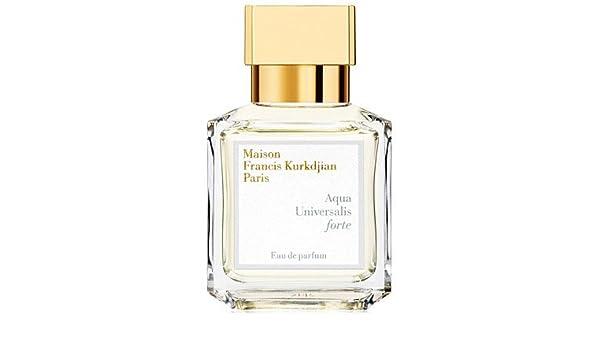 Amazoncom Maison Francis Kurkdjian Aqua Universalis Forte Eau De
