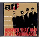 Answer That And Stay Fashionable [Vinyl]