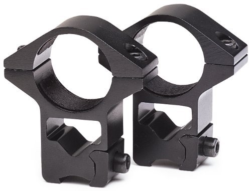 [Gamo 621316954 Extra High Deluxe Scope Mounting Rings, 1-inch] (Gamo Scope Mounts)