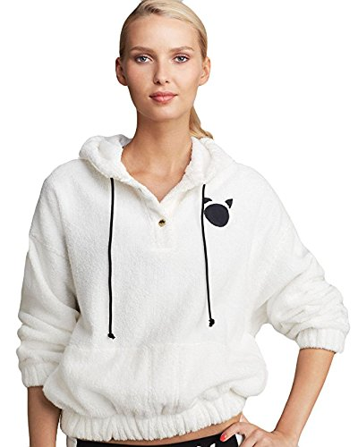 Marc by Marc Jacobs Matte Cat Terry Hooded Cover Up Jacket (M/L) by Marc by Marc Jacobs