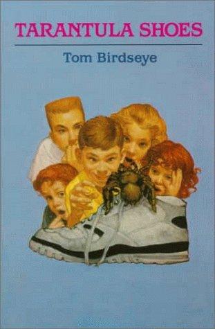 book cover of Tarantula Shoes