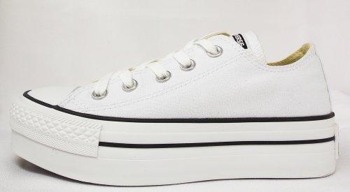 Chuck Sneaker Converse Taylor Women's White Fashion All Oxford Star 6c5w1SR5Tq