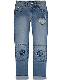 Big Girls' Girlfriend Fit Jeans