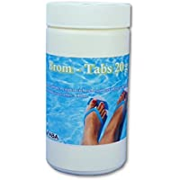 FABA Whirlpool Brom Tabs, Bromtabs, Brom Tabletten 20g, 1 kg