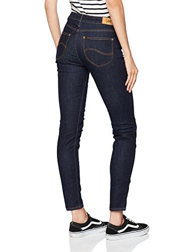 Lee Scarlett 36 Blu Jeans Rinse Skinny Donna Z7wZxB