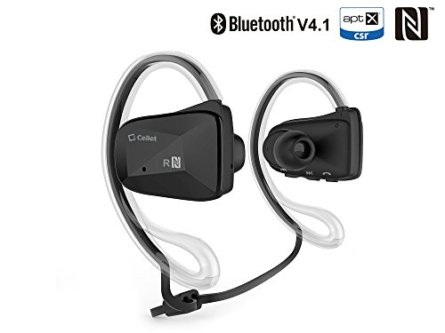 Cellet Sports Fit Bluetooth Headset Connection