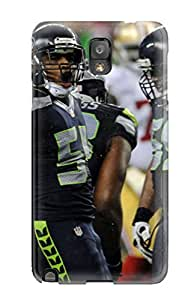 New Galaxy Note 3 Case Cover Casing(seattleeahawks )
