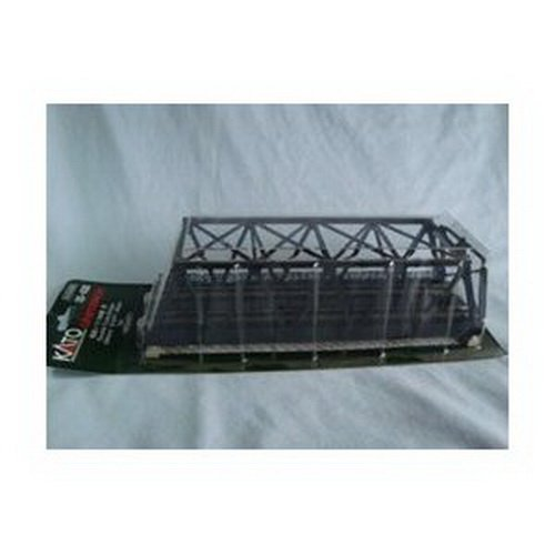 Kato 20-438 N Double Black Truss Bridge for sale  Delivered anywhere in USA
