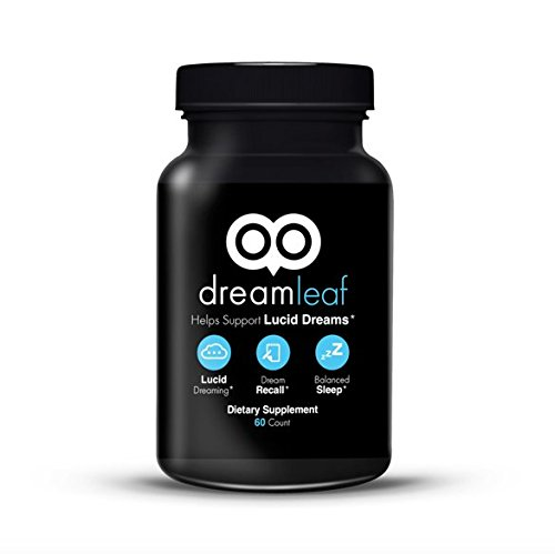 Dream Leaf – Advanced Lucid Dreaming Supplement – 60 Capsules – Experience the Lucid Dreaming Revolution!
