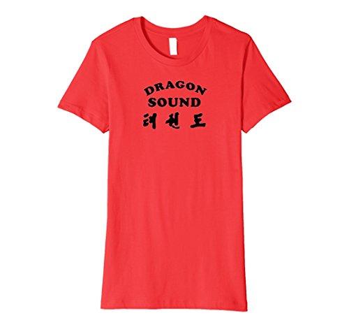Womens Miami Connection Sound Dragon Shirt Tshirt Tee Small - Miami Women Hot