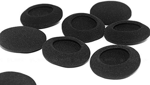 4x ear cover foam pads earpads for sony walkman SRF-HM55 SRF HM 55 Headphones